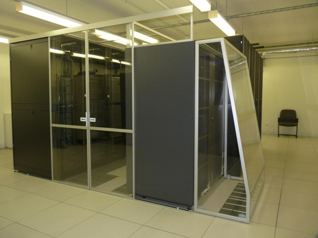 Dual Bay Datacentre Enclosure
